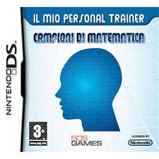 Videogame Campioni di Matematica NDS