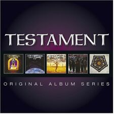 Testament - Original Album Series [New CD] Germany - Import