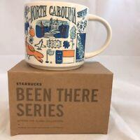 Starbucks Been There Series North Carolina Coffee Mug
