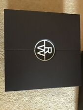 Raymond Weil Geneve Watch Box Display Guarantee Instructions