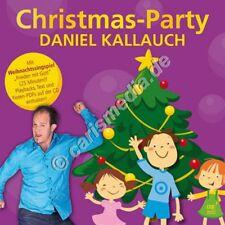 CD: CHRISTMAS-PARTY - Daniel Kallauch - Mit Weihnachtssingspiel *NEU* °CM°