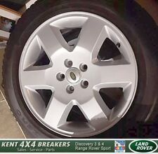"""LAND ROVER DISCOVERY 3 HSE RANGE ROVER SPORT 19"""" ALLOY WHEEL & TYRE SPARE WHEEL"""