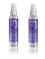 2 X Avon Planet Spa Sleep Serenity Camomile & Lavender PILLOW MIST SPRAY