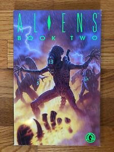 Dark Horse ALIENS BOOK TWO (Vol. 2) Trade Paperback TPB First Printing 1990