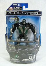 REAL STEEL ZEUS KING OF THE ROBOTS LIGHT UP EFX NEW!