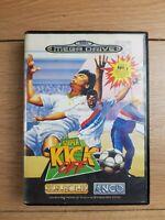 Super Kick Off Sports Football Game Sega Mega Drive
