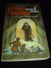 THE ARMIES OF DAYLIGHT #3 Darwath Trilogy by Barbara Hambly DEL REY Fantasy PB