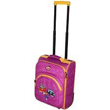 Travelite Kinder Trolley 2w Helden der Stadt Pink