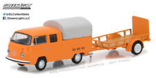 Greenlight 1:64 Hitch & Tow 11 1978 VW Type 2 Double Cab Pickup Trailer