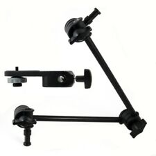Manfrotto Joint Arm 2-teilig With 0 5/8in Male Spigot And Camera Mount 196B-2