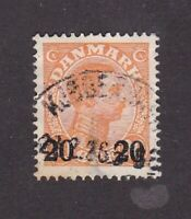 Denmark stamp #176, used, 1926, SCV $15.00