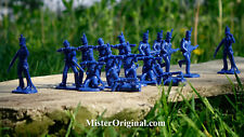 Armies in Plastic War of 1812 American Rifle Company 1/32 Scale 54mm