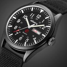 Infantry Sport Style modern Herren Uhr Quarzuhr Herrenuhr Armbanduhr schwarz