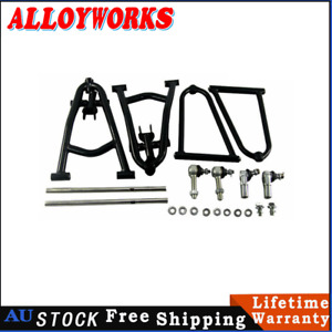 Front Extended Upper Lower Left Right A-Arms For Yamaha Raptor 700 YFM700R AUS
