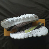 Nike Space Hippie 04 Grey Volt (Mens UK 10, New)