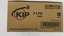 Kip 7170 Genuine OEM Toner Black ONE (2 X 400g) Cartridge