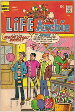 Life With Archie Comic Book #107, Archie 1971 VERY GOOD+