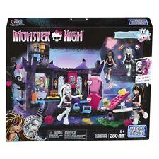 Monster High Mega Bloks Building Toys