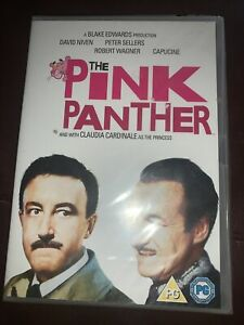 The Pink Panther DVD Brand New & Sealed