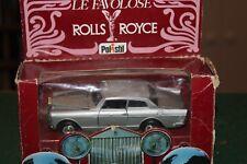 Polistil 1/43 Rolls Royce Silver Cloud  No 3 Coupe OC2 in Silver