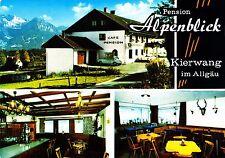 Alpenblick , Kierwang im Allgäu ,Ansichtskarte