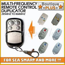 Multi-Frequency Universal Garage Remote Control Duplicator SEA SMART 433-868mhz