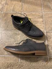 Skechers Bregman-MODESO Shoes Men's Size 11 Charcoal Gray