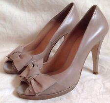 JONES Chaussures Femmes UK 4 en cuir beige