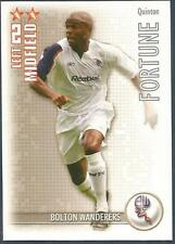 SHOOT OUT 2006-2007-BOLTON WANDERERS & SOUTH AFRICA-QUINTON FORTUNE