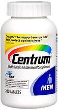 Centrum Ultra Men's Tablets 200 ea (Pack of 2)