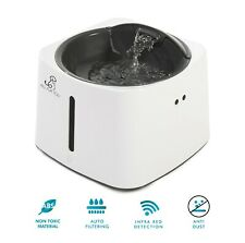 New - Automatic Pet Dog Cat Water Fountain with Sensor 50oz