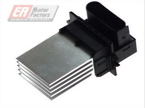 NEW HEATER BLOWER RESISTOR FITS RENAULT CLIO II W/CLIMATE CONTROL 7701051272