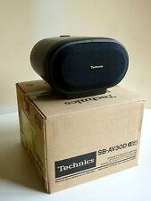 Technics SB-AV30D - aktiver Mono Lautsprecher mit Cinch Eingang - SB AV 30