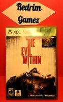 The Evil Within XBOX 360 Video Games