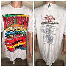 New Nos Vtg 1997 Daytona International Speedway Tshirt Xl Winston Cup Nascar 90s