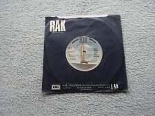 "THE JEFF BECK GROUP HI HO SILVER LINING RAK RECORDS UK 7"" VINYL SINGLE RECORDS"