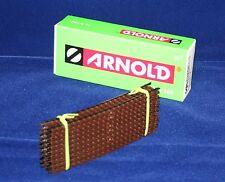 Arnold Gleis HN 8010 //   Gebogenes Gleis // 10 St.pro Packung // Spur N