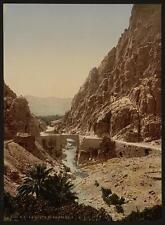 The Ravine I El Cantara A4 Photo Print