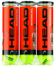 Head Radical Tri Tennis Training Balls Dozen