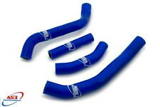 AS3 PERFORMANCE SILICONE RADIATOR HOSES BLUE to fit YAMAHA YZF 250 2019-2020