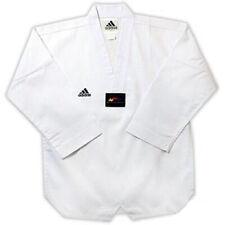 adidas Elite Taekwondo (TKD) Uniform/Gi/Dobok w/ White Collar (Size 4/180)
