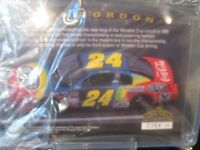 "Jeff Gordon ""Upper Deck Authenticated Factory Sealed Card"" 1/5000  1995"