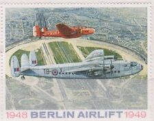 GB STAMP LABEL BERLIN AIRLIFT MNH LABEL EX BOOKLET PANE 1999 10% OFF 5+