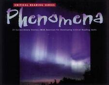 Critical Reading Series: Phenomena