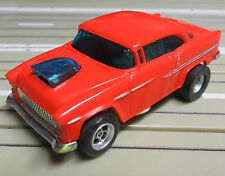 für Slotcar Racing Modellbahn --   seltener Chevy Bel Air mit AFX Motor
