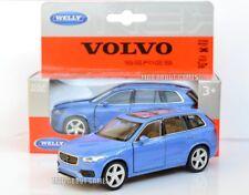 VOLVO XC 90 12 cm DARK BLUE Opening Doors Pull Back & Go Diecast Toy Car XC90