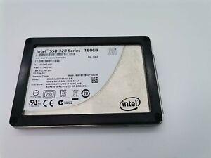 """Intel SSD 320-Series 160gb 2,5"""" 7mm  3GB/s, 25-nm-Technik, MLC, SSDSA2CW160G3"""
