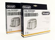 2 PACKS Delonghi Filter for Deep Fat Fryers(Pack of 9) F28-D28 Series GLM33875X2