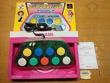 Playstation Pop'n Music Controller JAPAN RU015 Konami 1st print clear Bemani