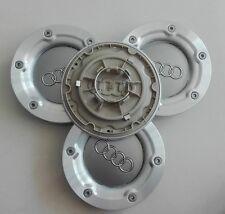 OEM 4 Pcs Wheel Center Cap 8N0601165A FOR Audi TT Coupe Roadster A6 S6 QUATTRO